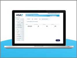 ASAP screenshot on Macbook